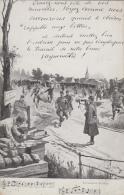 Poste Et Télégraphes - Militaria - Vaguemestre - Troupes Courrier - Musique Trompette - Post