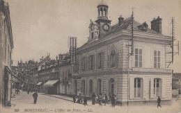 Poste - Poste Et Télégraphes - Montereau - Poste & Facteurs