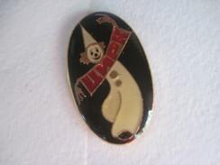 USSR Russia Circus Clown - Badges