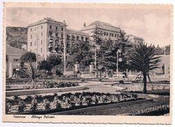 Ex Trieste - Portorose - Albergo Palazzo - Viaggiata 1942 - Trieste