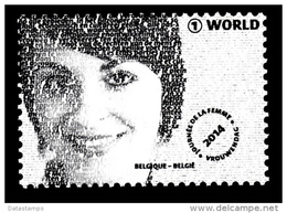2014 - 4404 - De Internationale Vrouwendag / Journée Internationale De La Femme - XX - Belgique