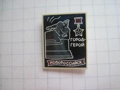 USSR Russia City Hero Novorossiysk ( Mirror Like Glass) - Olympic Games