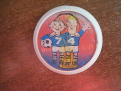 USSR Russia Football World Cup In Germany -74 Tip And Top - Football