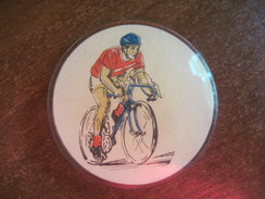 USSR Russia Cycling (plastic) - Cycling
