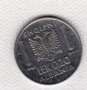 Albania 0.20 Lek 1940 Vittorio Emanuele III Italia Splendida - Albania