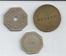 Jetons Monnaies Necessite Tirlemont-tienen - Monetari / Di Necessità