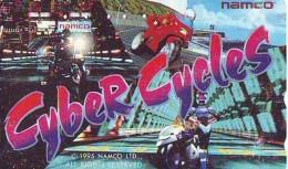 Télécarte Japon * MOTOR  * (1779)  Phonecard Japan * TELEFONKARTE * MOTORBIKE * - Motorräder