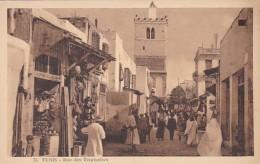 Tunisia Tunis Rue Des Teinturiers - Tunisia