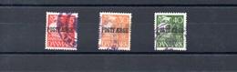 DANEMARK N°187 / 189 - Used Stamps