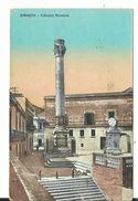Brindisi -  Colonne Romane NV - Brindisi