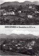 Roccapassa Di Amatrice M. 977 S.m. - - Rieti