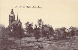 Halle, Hal, Vue De L'Eglise Notre Dame (pk39359) - Halle
