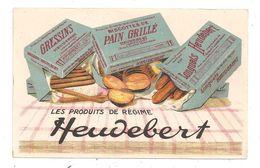 Nanterre- Publicité Heudebert -(C.1304) - Reclame
