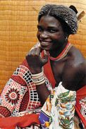 Afrique-  SWAZILAND A Swazi Young Man (Honey Hill Photo G.Hosack  N°H.H 51) *PRIX FIXE - Swaziland