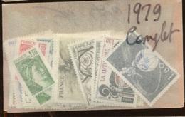 Année Neuve **   1979  Cote 46 Euros - 1970-1979