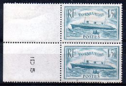 FRANCE - YT N° 300 Paire Bdf - Neuf **/* - MNH/MH - Cote: 270,00 € - Francia