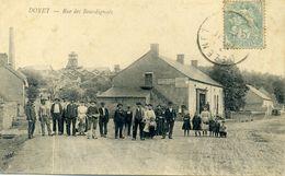 03 - DOYET - Rue Des Bourdignats. - Autres Communes