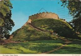 England Devon Totnes The Castle