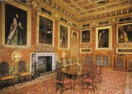England Dorset Wimborne Minster Kingston Lacy The Spanish Room