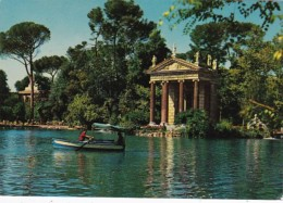 Italy Roma Rome Villa Borghese Il Laghetta The Lake
