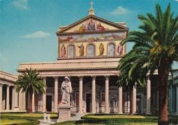 Italy Roma Rome Basilica St Paolo