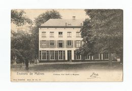 Environs De Malines   Château Van Delft à Muysen (1910). - Mechelen