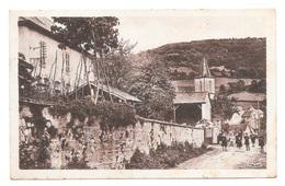 (17033-01) Lompnaz - Mairie - Ecoles - France