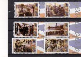 GUERNSEY 2015 LIBERATION Set MNH - Guernesey