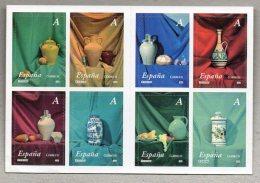 SPAIN 2004 CERAMICS Booklet Complete MNH - 1931-Today: 2nd Rep - ... Juan Carlos I