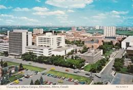 Canada Edmonton University Of Alberta Campus