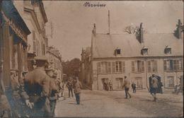 ! Old Photo Postcard, Foto, 1918,  Verviers ?, I.R.144, Belgien - Verviers