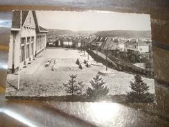 CPSM - COURT SAINT ETIENNE ( GENAPPE OTTIGNIES LOUVAIN ) - ECOLE GARDIENNE ET NOUVEAU QUARTIER DE WISTERZEE - Court-Saint-Etienne