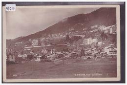 DISTRICT D'AIGLE - LEYSIN  - TB - VD Vaud