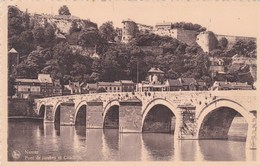 Namur, Pont De Jambes Et Citadelle  (pk39379) - Namur