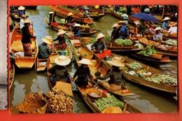 NEM-03 Floating Markets In The Rajburi Province. Used To Switzerland - Thaïlande
