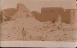 ! Old Photo Postcard 1907, Foto, Ägypten, Egypt - Egypt