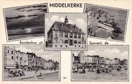 Aandenken Uit Middelkerke,  (pk39398) - Middelkerke