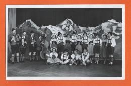 La Chaux-de-Fonds, L'Olympic, Le Cirque 1935, Carte Photo - NE Neuchâtel