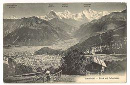 S6856 -Amisbühl - Blick Auf Interlaken - BE Berne
