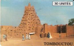 TARJETA TELEFONICA DE MALI. (447) - Mali