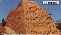 TARJETA TELEFONICA DE MALI. (449) - Mali