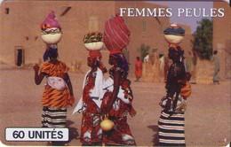 TARJETA TELEFONICA DE MALI. (450) - Mali