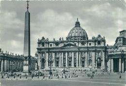CPM - Cita Del VATICANO - Basilica Di S. Pietro - Vatikanstadt