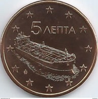Griekenland    2017   5 Cent   UNC Uit De Rol   UNC Du Rouleaux !! - Grèce
