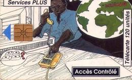 TARJETA TELEFONICA DE BENIN. (935) - Benin