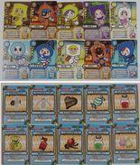 Medarot 7 : 7 Japanese Trading Cards - Trading Cards