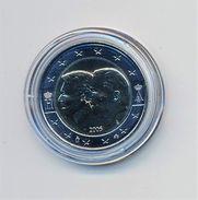 Belgio 2005 - Ufficiale Moneta Commemorativa Unione Economica +10 Gratis Capsule - Belgium