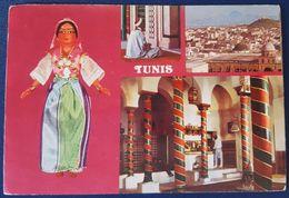 TUNIS - TUNISIA - Bambola - Doll - Poupée - Puppe - Giochi, Giocattoli