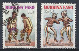 °°° BURKINA FASO - Y&T N°1348/51 - 2008 °°° - Burkina Faso (1984-...)