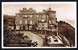 CULZEAN CASTLE - AYRSHIRE - SCOTLAND -  Scans Recto Verso-   Paypal Free - Ayrshire